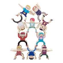 Геркулес из АБС пластика игрушечные штабелируемые блоки Детская