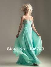 free shipping 2018 new fashion brides vestidos robe de soiree Formal sexy beaded prom party gown Graduation bridesmaid dresses