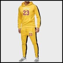Новый спортивный костюм для мужчин бега фитнеса мужской топ