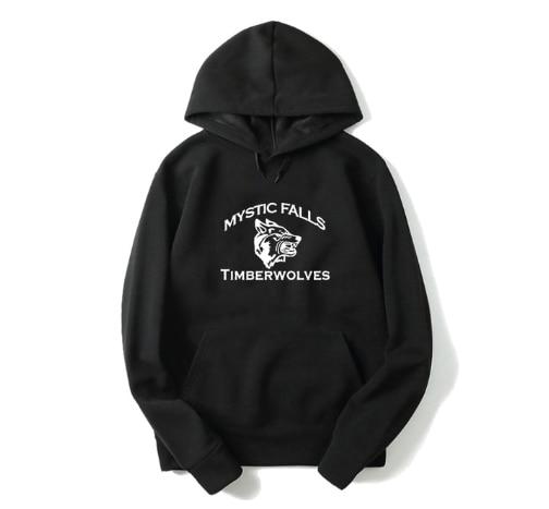 The Vampire Diaries Hoodie Sweatshirt Men Harajuku Hoodies Hip Hop Streetwear Sweatshirt Mujer Bluza Damska Winter Clothes Women 20