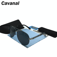 Mens Sunglasses Polarized Lens Driving Vintage Classic Brand