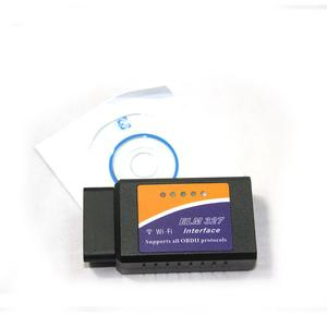 Image 5 - واي فاي OBD2 Elm327 التشخيص الماسحات الضوئية 18F25K80 رقاقة OBD رمز القارئ لرينو سوبارو كيا بنز مصغر ساب ألفا روميو