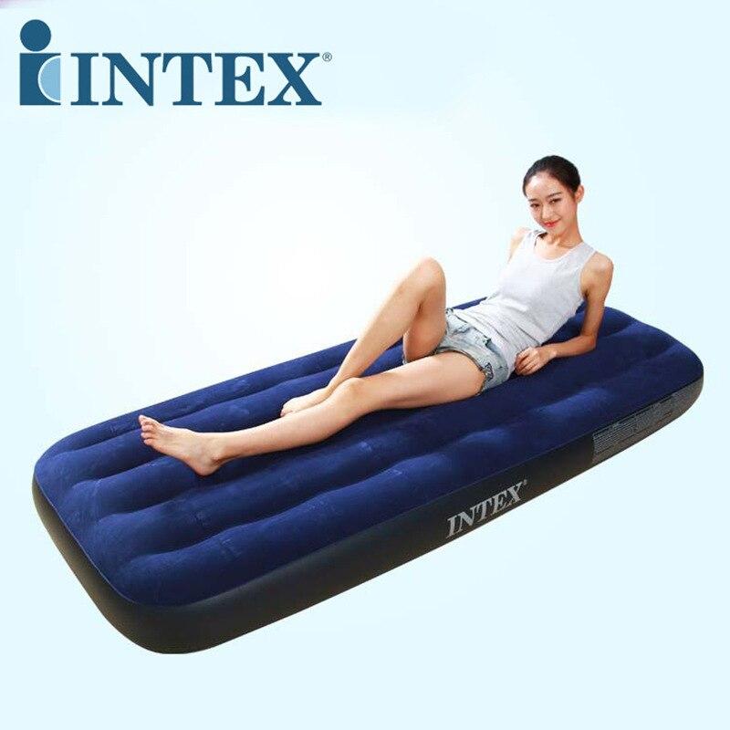 Air Bed Mattress Flocking Air Mattress Air Bed Camping Mat Inflatable Mattress Camping Bed Beach Mat Tatami
