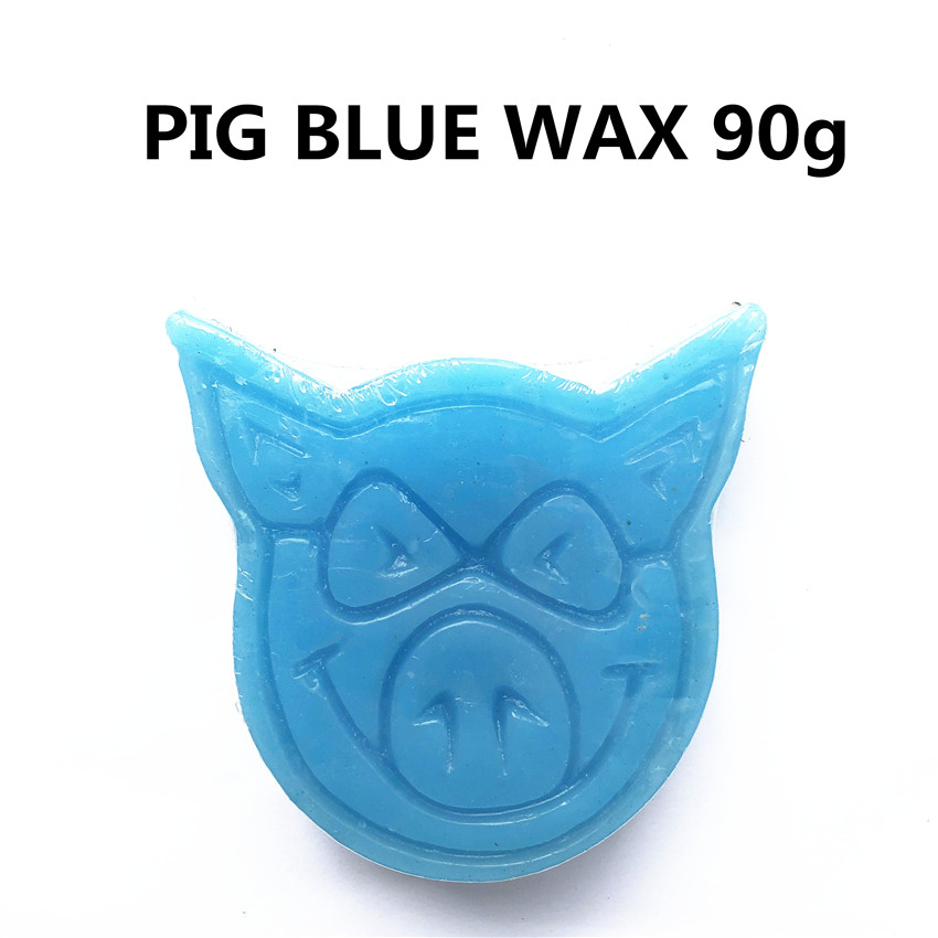 Image 3 - PIG Skateboard Wax for Added Protection Skateboard paraffin Skate accessories Skate board pads-in Skate Board from Sports & Entertainment