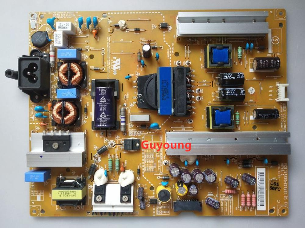 Power Supply Board For LG 47GB6310 47LB5610-CD EAX65423801 LGP474950-14PL2