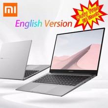 Original Xiaomi Laptop RedmiBook Air 13,3 Zoll Ultrabook Intel Core i7 10510Y 16GB 512GB SSD 2,5 K Notebook 100% sRGB Bildschirm PC