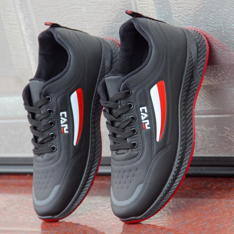 Fashion Men Shoes 2019 New Lace-Up Breathable Men Casual Shoes Brand Men Sneakers Men Flats Tenis Masculino Zapatillas Hombre