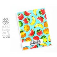 Fruit and Vegetables Metal Cutting Dies and Clear Stamps for DIY Scrapbooking Card Dies Cut Stencils Paper Crafts Photo Album beautiful flowers metal cutting dies and clear stamps for diy scrapbooking card new dies cut stencils paper crafts photo album