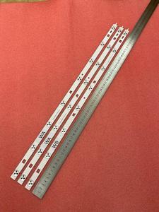 Image 4 - New 3 PCS 8LED LED backlight strip  for TV KDL 32R433B 32R435B 32R410B 32R420B 32R430B LG INNOTEK 32INCH WXGA NDSOEM WA WB