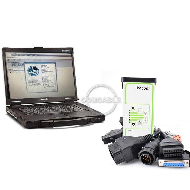 Techtool-développement 2.7 avec Devtool v2, logiciel pour Volvo vcads VOCOM 88890300 FH FM, programmation tous les paramètres possibles
