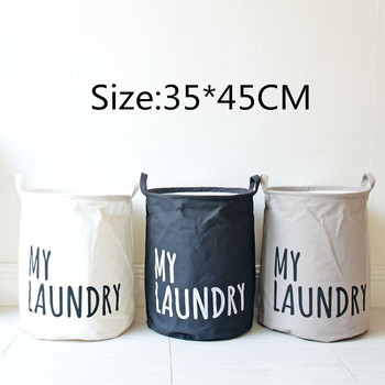 X-shape Collapsible Dirty Clothes Laundry Basket 2/3 section Foldable Organizer Dorm Laundry Hamper Sorter Washing Laundry Bag 5