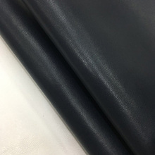 Poly urethane cowskin Genuine Leather stickers 1.3mm microfiber leather dark blue Maserati Free shipping