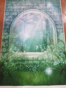 Image 2 - Yeele Fairy Portret Droom Wonderland Magic Castle Fotografie Achtergronden Gepersonaliseerde Fotografische Achtergronden Voor Fotostudio
