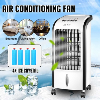 Portable Air Conditioner Conditioning Fan Humidifier 220V Home Electric Cooler Ventilator Mini Air Conditioner Cooling Fan 1
