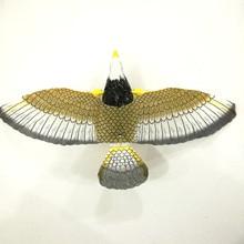 Горячие акции подвеска проволока Орел производители Электрический Орел не будет звать неголосовой подвесная игрушка птица