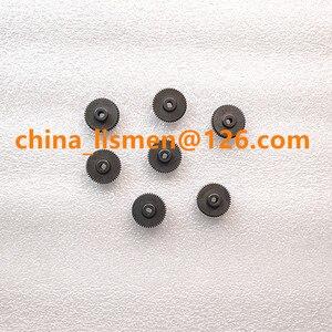 Image 4 - 48 치아 도어 사이드 미러 접이식 모터 폴드 미러 모터 플라스틱 기어 for mazda 5 6 8 자동차 백미러