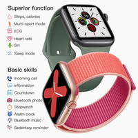 2020 New Waterproof Smart Watch Bluetooth Smartwatch For Apple IPhone Xiaomi Heart Rate Monitor Fitness Tracker