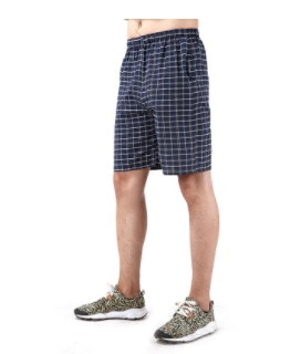 Casual Shorts Summer Plus-Size Solid Men