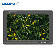 LILLIPUT FS7 Camera Monitor with 7 Inch IPS Full 4K HD Display 1920x1200 High Resolution 1000:1 Contrast for Camcorder DSLR(China)