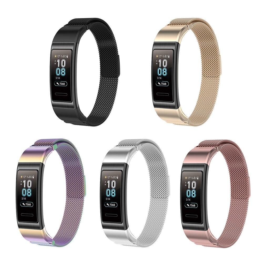 Wristband Bracelet Strap Replace For Huawei Bracelet Band 3/Pro TER-B09 TER-B29