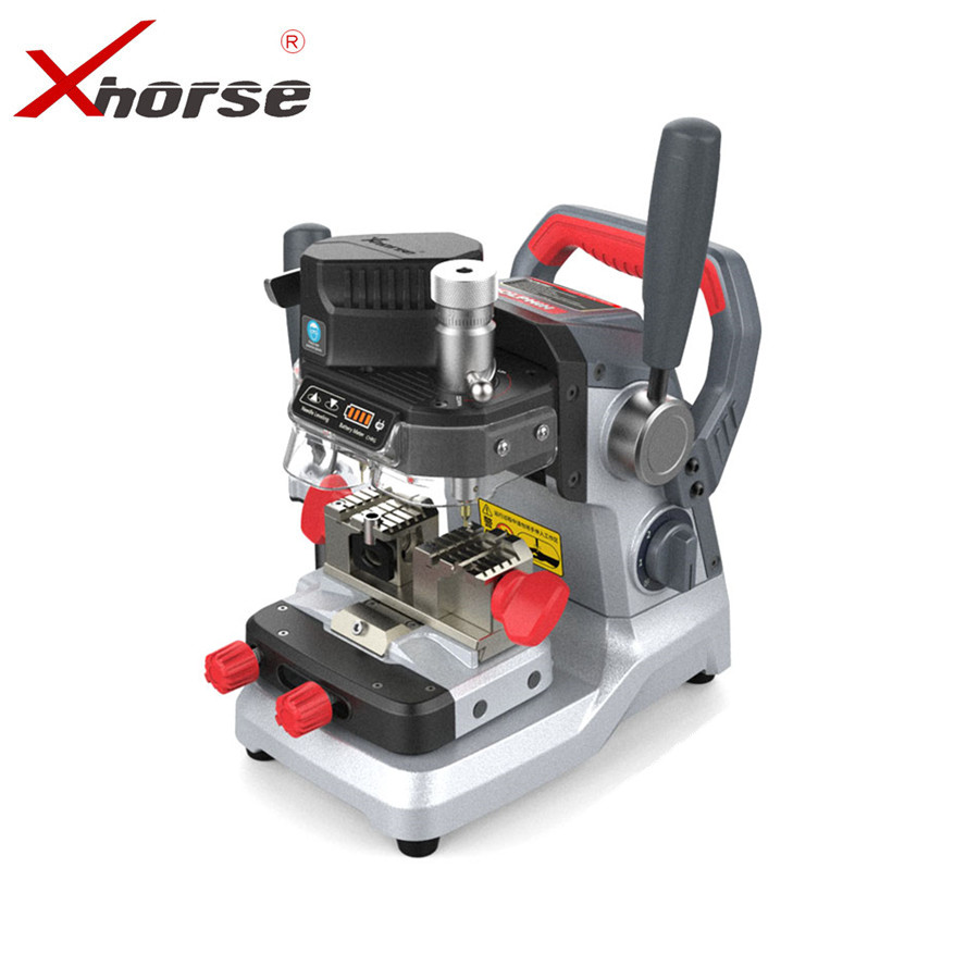 Xhorse Condor DOLPHIN XP007 Manually Key Cutting Machine For Laser Dimple And Flat Keys