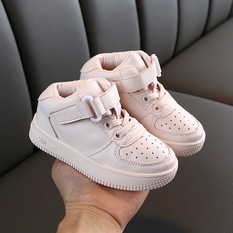 Anti-Slip Kids Sport Running Shoes Leisure Children Girls Sneakers Flat For Baby Boys Soft Travel Shoes