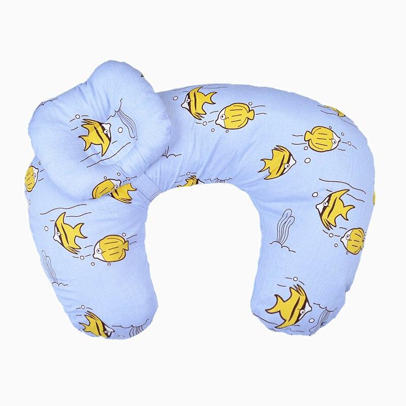 Подушка для грудного вскармливания для новорожденных; подушка для грудного вскармливания; u-образная подушка для грудного вскармливания; хлопковая Подушка для кормления