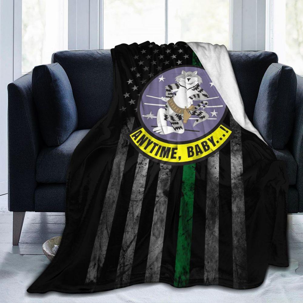 US Navy Department Seal Ultra Soft Cozy Throw Lightweight Micro Flannel Fleece Sofa All Season Living Room/Bedroom Warm Blanket-5