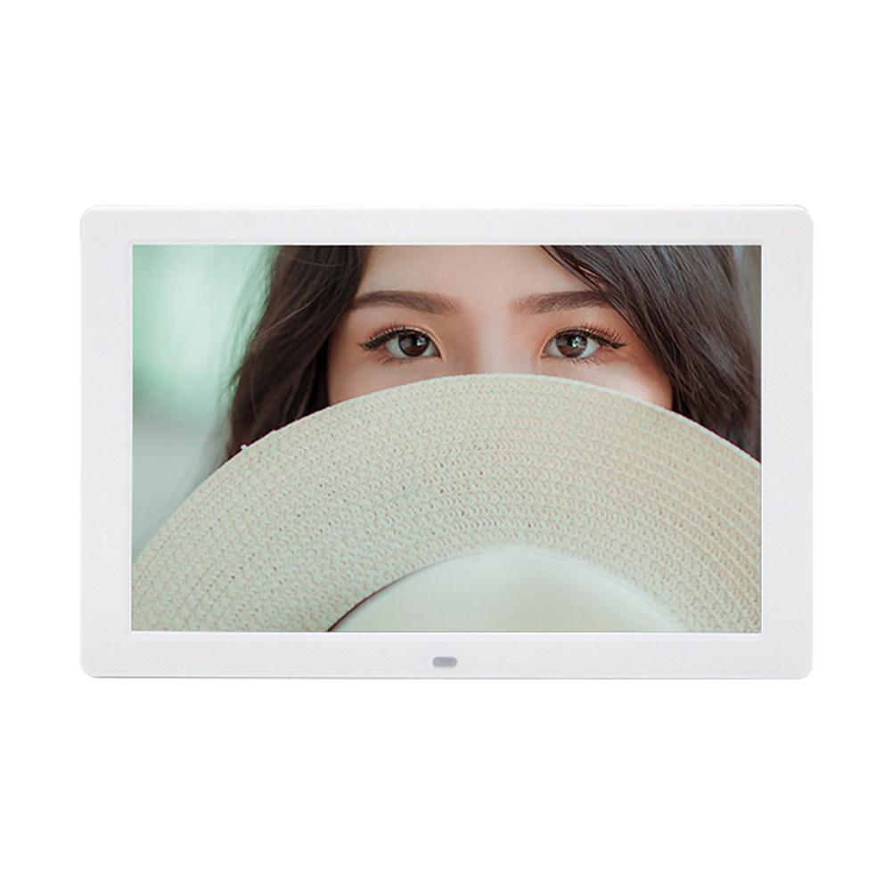 12.1 Inch Digital Photo Frame HD 1280×800 LED Display Back-light Electronic Album Picture Music Video Digital Photo Frames