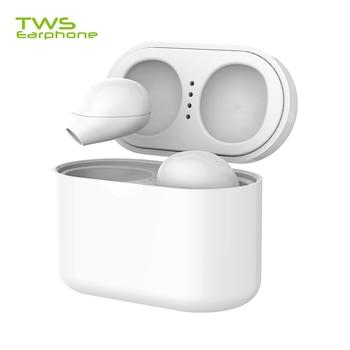 TWSearphone X21 беспроводные наушники Ультра маленькие Мини наушники водонепроницаемые fone de ouvido bluetooth с микрофоном спортивные наушники VS QCY