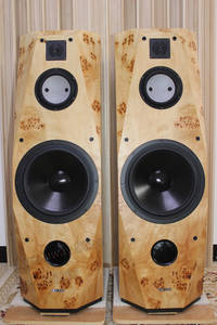 Loudspeak-Speaker Floor-Standing Diamond Accuton Tweeter Midrange Bass 2 BD25-6-258 12-13inches