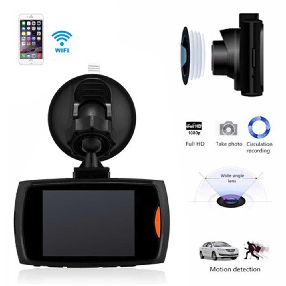 """Cámara Xiaomi DVR para coche 2,4 """"G30 Full HD 1080P 120 grados Dashcam registradores grabadora de vídeo g-sensor Dash Cam DVRs"""