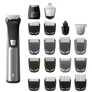 Philips 100% Original MG7750/49 Electrict Shaver Norelco Series 7000 Multigroom Support Rechargeable Trimmer Razor for The Men