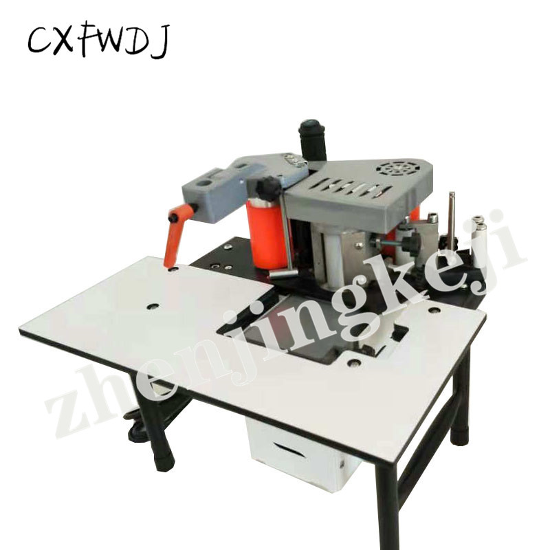 Woodworking Edge Sealing Machine Small Portable Home Improvement Dedicated Woodworking Edge Sealing Machine Fully Automatic Tool