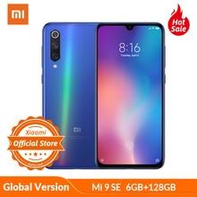 Global Versie Xiao mi mi 9 se 6GB 128GB snapdragon 712 5.97 amoled 48MP TRIPLE CAMERA Mobiele telefoon NFC In Screen Vingerafdruk
