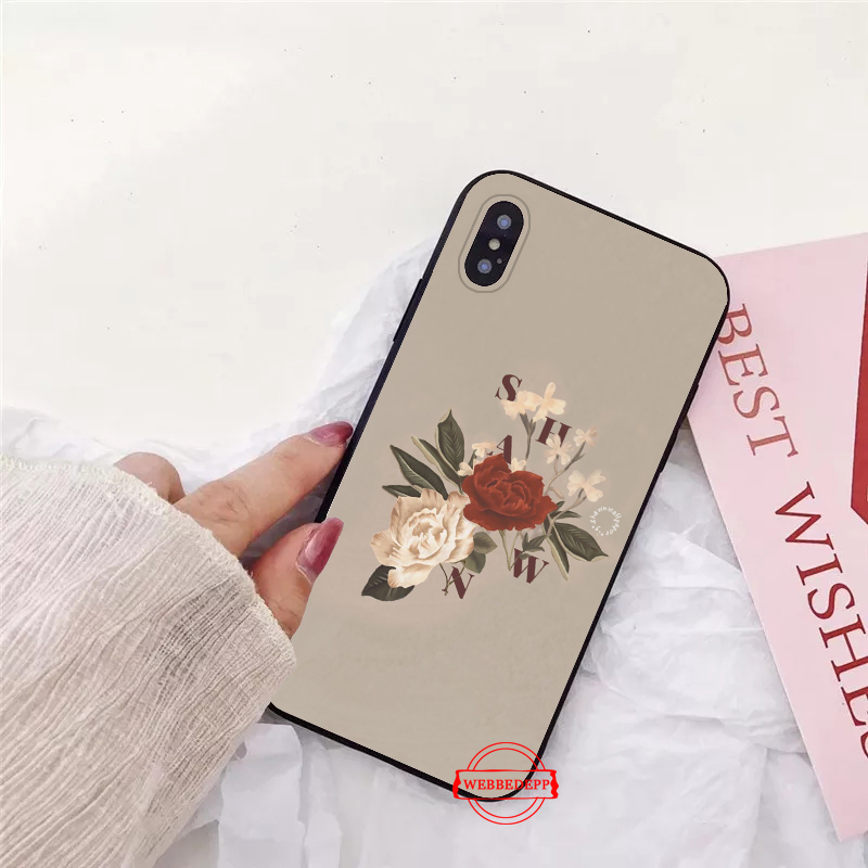 WEBBEDEPP Art Aesthetic Romance Silicone soft Case for iPhone 5 SE 5S 6 6S Plus 7 8 X XS Max XR in Fitted Cases from Cellphones Telecommunications