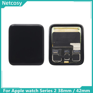 Image 3 - Full screen LCD Display Touch Screen Digitizer Assembly Repair Part For Apple watch Series 1 2 3 38mm 42mm 4 40mm 44mm Display