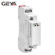 GEYA GRV8-03 Phase Sequence Relay and Phase Failure Protection Relay 8A 10A 1SPDT 2SPDT Phase Relay [show z store] kfc e a v i metal phase 10a kingzilla