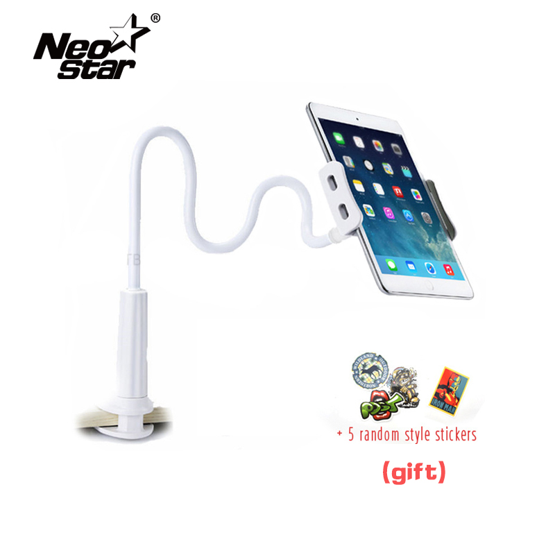 Flexible Tablet Stand Holder For iPad Mini Air Kindle Samsung Phone For Iphone 3.5-10.5 inch Lazy Bed Tablet PC Stands Foldable