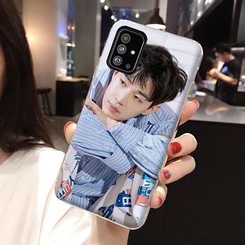 henry lau funny Hard Phone Case for Galaxy A51 A71 A81 A91 S10 S20 Ultra Plus Note 10 Lite image