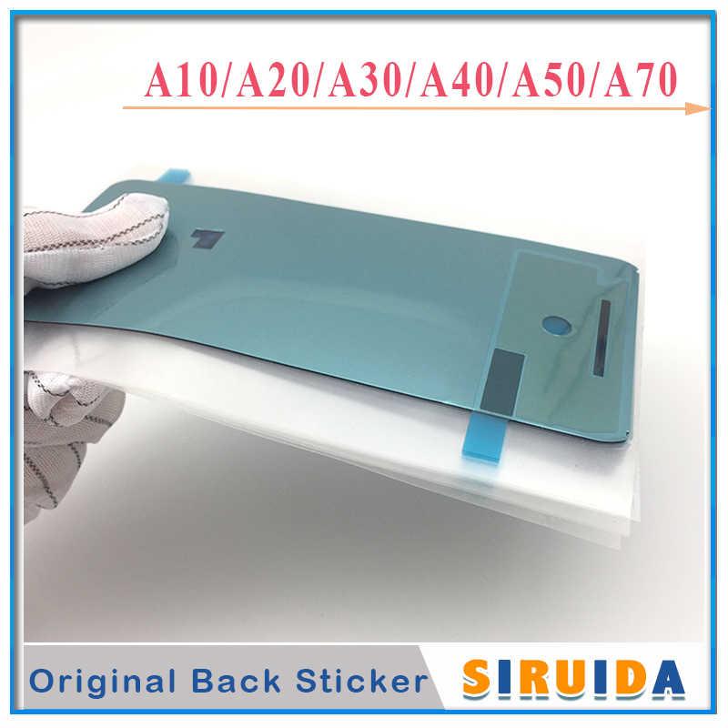 Original LCD Back Adhesive Sticker Film For Samsung Galaxy