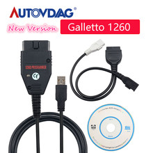 Galleto 1260 OBD2 EOBD ECU Chip Tuning (China)