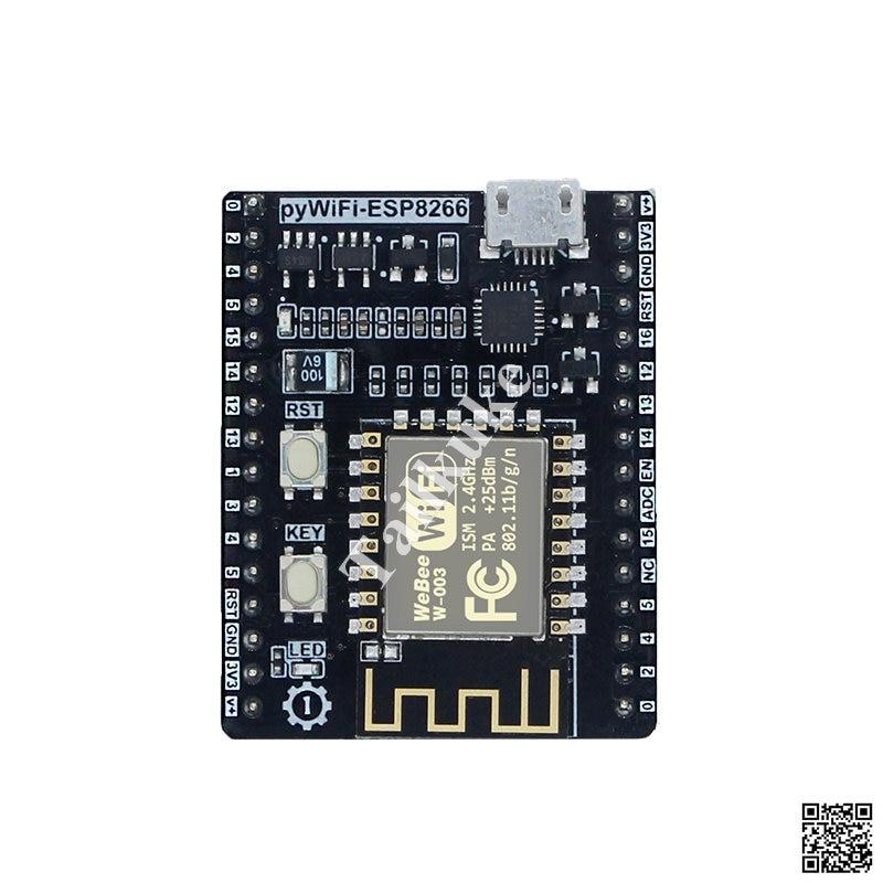 PyWiFi- ESP8266 Micro- Python…