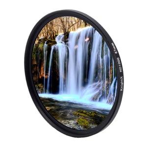 Image 1 - ND1000 Filter 52mm 58mm 67mm Neutral density ND 1000 FOR Canon nikon EOS Digital Camera Lens  d3300 1200d  photo d5600