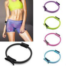 Yoga Circle Equipment  Multifunctional Ring Pilates Workout Fitness Training Resistance