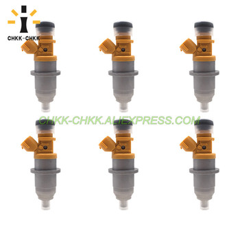 CHKK-CHKK 60V-13761-00-00 E7T25080 1465A011 MD361845 MR560555 fuel injector for Yamaha Outboard HPDI 200 225 250 300 HP