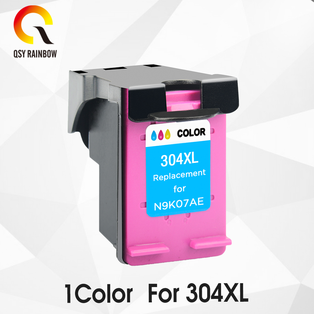 Ink Cartridge 304XL new version refillable for hp304 <font><b>hp</b></font> <font><b>304</b></font> <font><b>xl</b></font> deskjet envy 2620 2630 2632 5030 5020 5032 3720 3730 5010 printer image