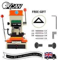 XCAN 368A Schlüssel Schneiden Maschine Vertikale Schlüssel Duplizieren Maschine für Kopie Auto/Tür Schlüssel Schlosser Werkzeuge Schlüssel Cutter Maschine