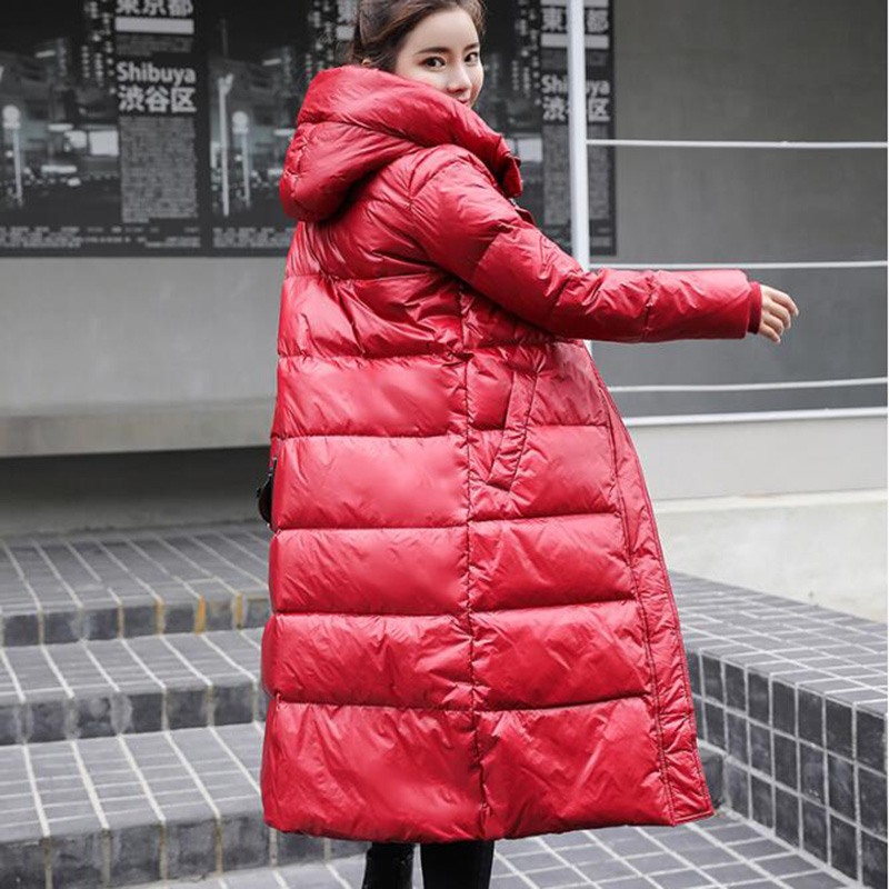 High-Quality Winter Hooded Jacket