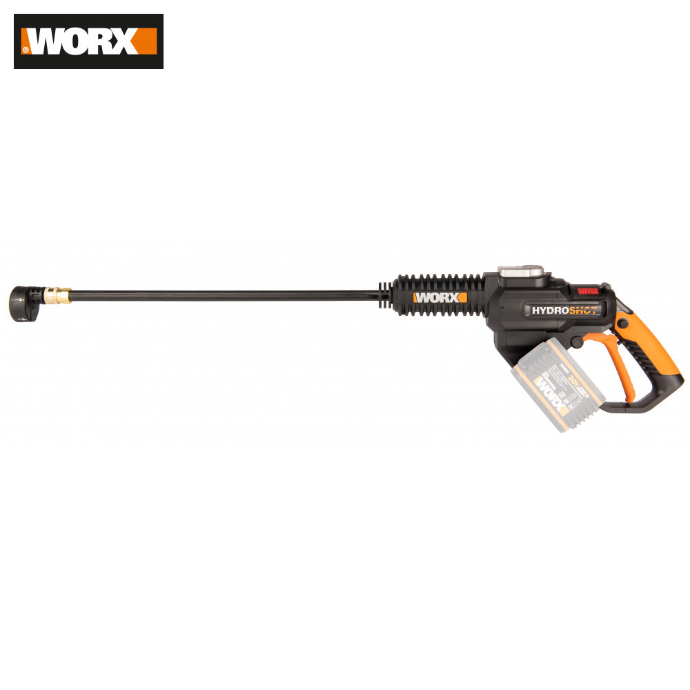 Car Washer WORX WG630E.9 High Pressure Washer Rechargeable